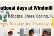 Fun Educational Days At WindMill