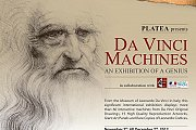 Da Vinci Machines Exhibition in Lebanon