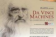 Da Vinci Machines Exhibition in Lebanon
