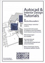 Autocad & Interior Design Tutorial