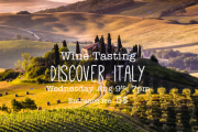 Wine Tasting - Discover Italy
