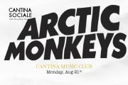 Cantina Music Club - Arctic Monkeys
