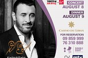 Kazem al Sahir at Casino Du Liban