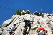 ROCK CLIMBING WEEKEND with SPORTS 4LIFE
