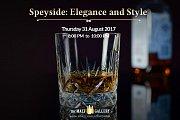 Speyside Whiskey Masterclass