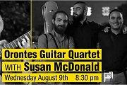 Orontes Guitar Quartet With Susan McDonald