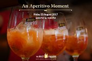 An Aperitivo Moment With Aperol