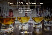 Sherry And Whisky Masterclass