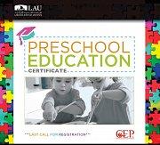 Preschool Program at LAU-CEP