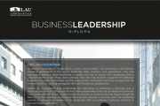 Business Leadership Certificate at LAU