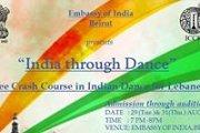 India Through Dance