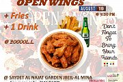 Open Wings & More by Youth of Saydet Al Najat Church