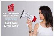 Lara Rain and the Band at Souk el Akel Beirut