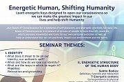 Energetic Human, Shifting Humanity