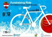 FundRaising Ride For The Children's Cancer Center Of Lebanon (CCCL -St. Jude)