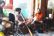 Puja live at @alessandra di sicilia