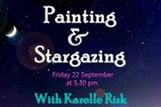 Painting and Stargazing
