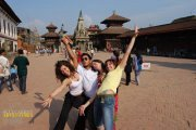 Trip to Nepal with Blue Carrots Adventures