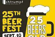 25th Beer Fest at Shtrumpf - Fundraising for the Lebanese Red Cross