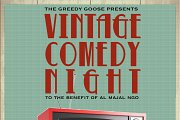 Vintage Comedy Night