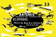 ARTEMIS At Spinout Vol.2