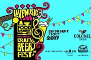 Colonel International Craft Beer Festival 2017