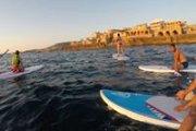 Sunrise On Kayak & Sup