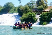 Assi River Rafting with Wild Adventures