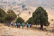 Lebanon Mountain Trail - Fall-Trek 2017