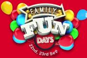 Family Fun Days at Toy Town Verdun