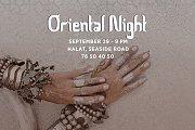 Oriental Night - Kalani Resort