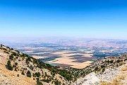 Hiking from Barouk Nature Reserve to Ammiq Wetland