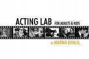 Acting Lab by Marwa Khalil