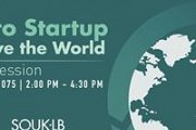 How to Startup and Save the World - Ideation Session by Bootcamp