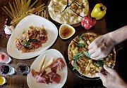Friday's Italian buffet at Venezia Restaurant