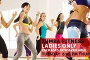 Zumba: Ladies only