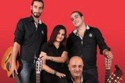 LOS QUATRO GITANOS  LIVE at Nova Club