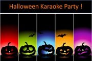 Halloween Karaoke Party