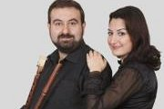 Concert Kamila & Zakar Keshishian  - Armenian Mosaic III - Part of Beirut Chants Festival 2012