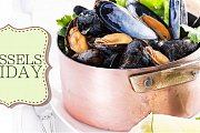 Mussels Friday - Moules Frites Friday Special
