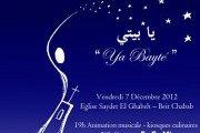 Ya Bayte - Concert