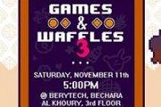 Games & Waffles 3: Pancake Edition