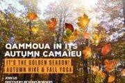 Qammoua in its Autumn Camaïeu