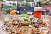 Tacos, Open Beer & Beer Pong