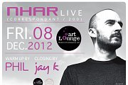 NHAR live at ART LOUNGE