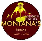 Karaoke Nights at Montana's Pizzeria every Wednesday