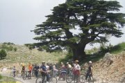 Barouk Biking Trip with Blue Carrot Adventures & I-Hike
