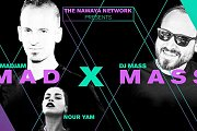 MAD X MASS - The Nawaya Network annual fundraising party