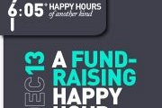 6:05® & LOMOGRAPHY present: A FUNDRAISING HAPPY HOUR
