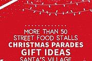 Souk el Akel Christmas Market 2017